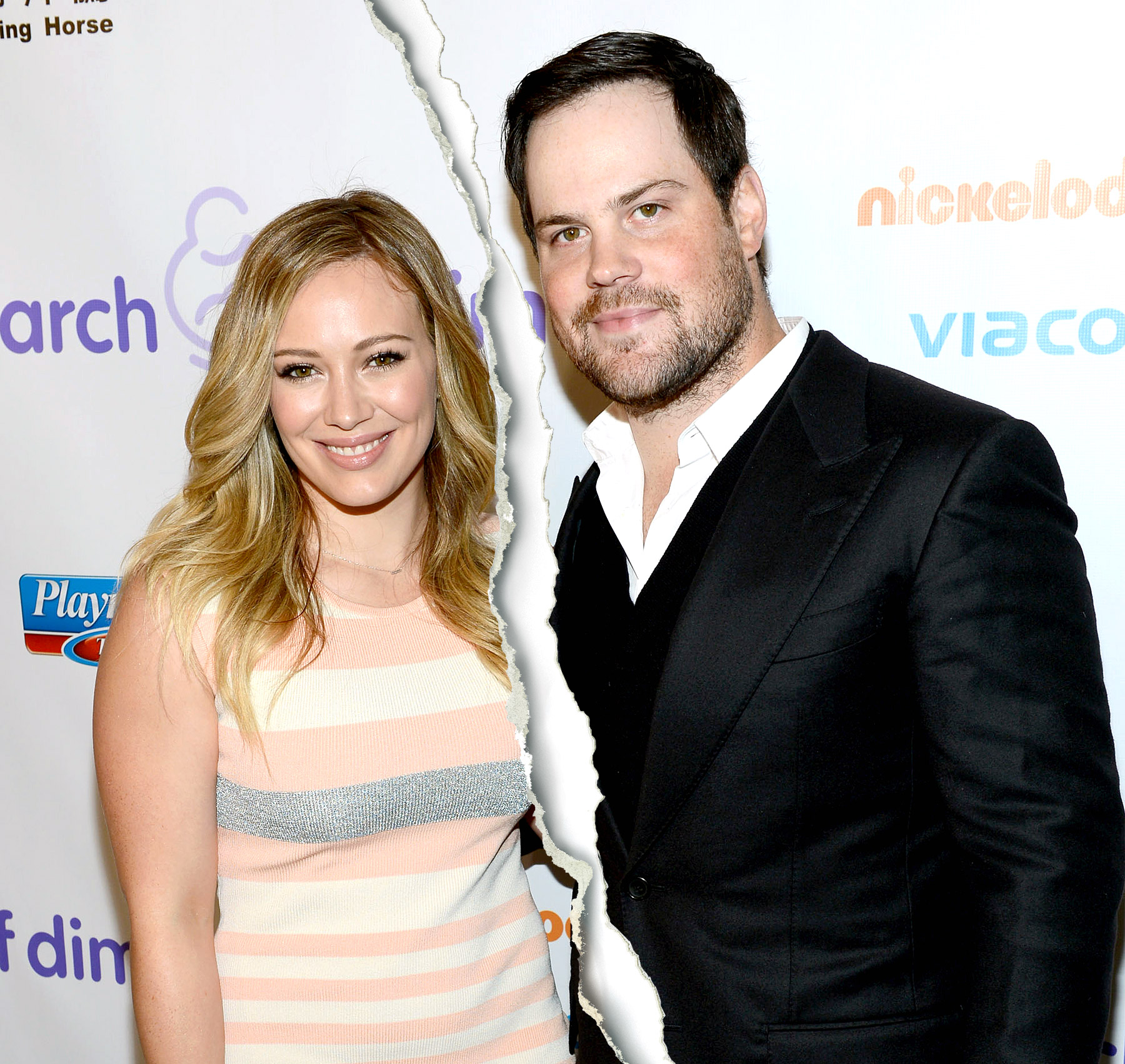Hilary Duff Files For Divorce From Estranged Husband Mike Comrie After Hockey Pro Has Alleged Drunk Night Out
