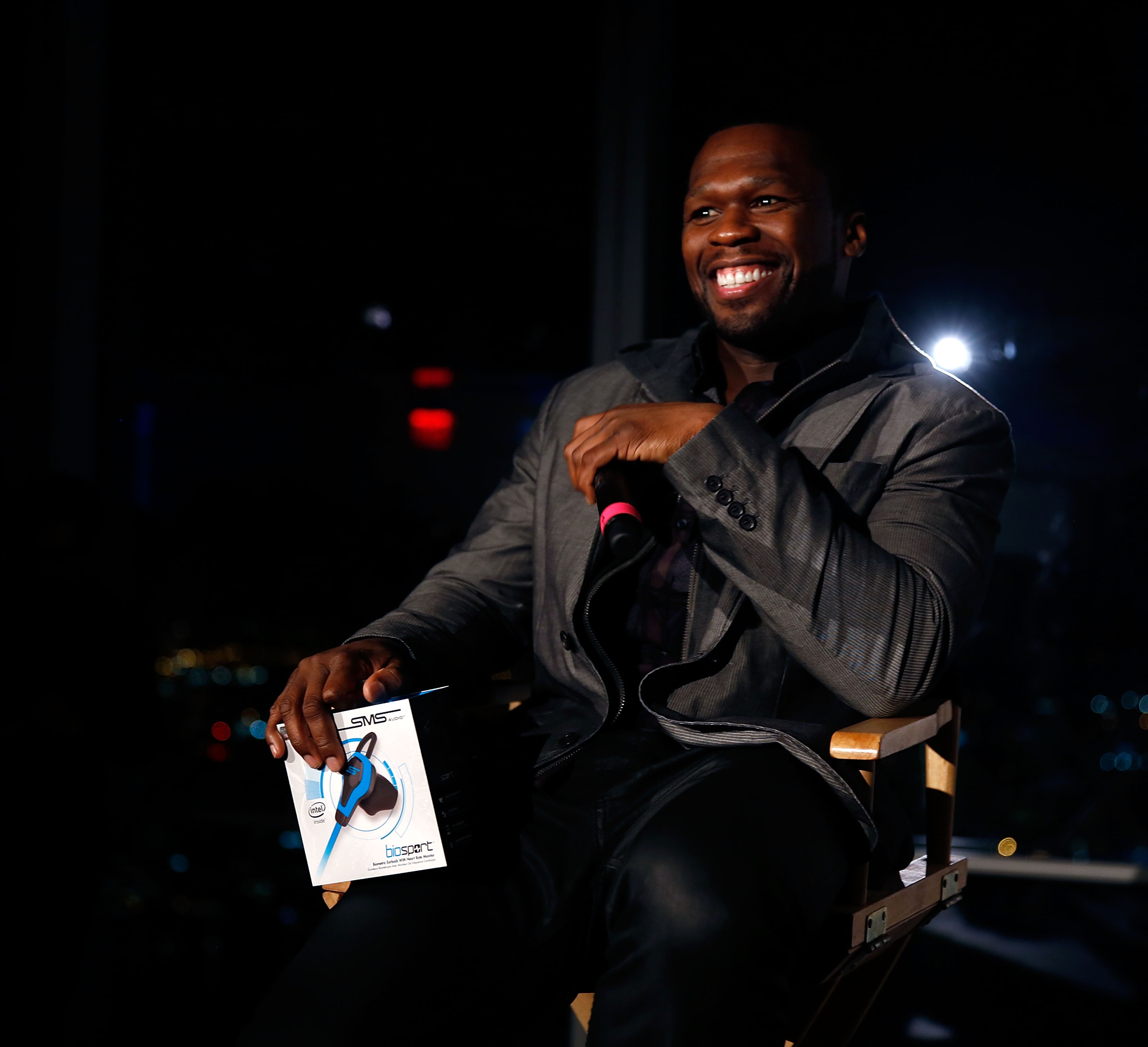 "50 Cent Discusses ""The Beast Is G-Unit"" EP"