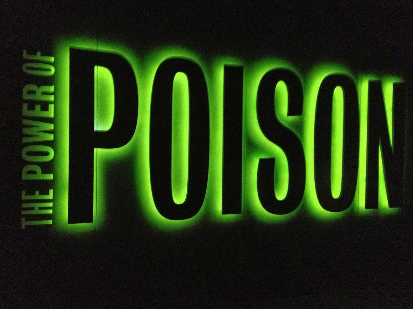 The Power of Poison Atlanta Event