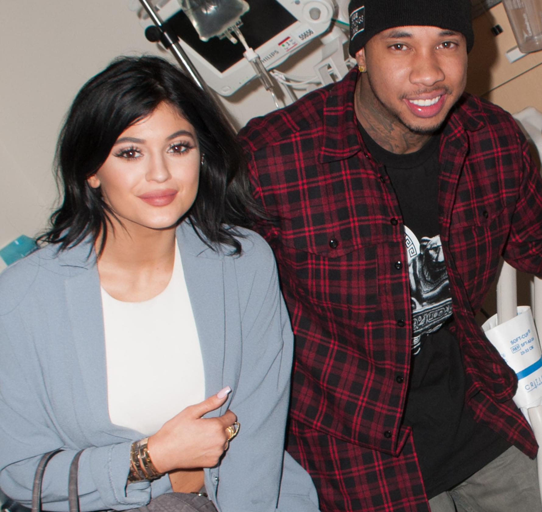 "Kanye Speaks On Tyga and Kylie Jenner ""He got in early"""