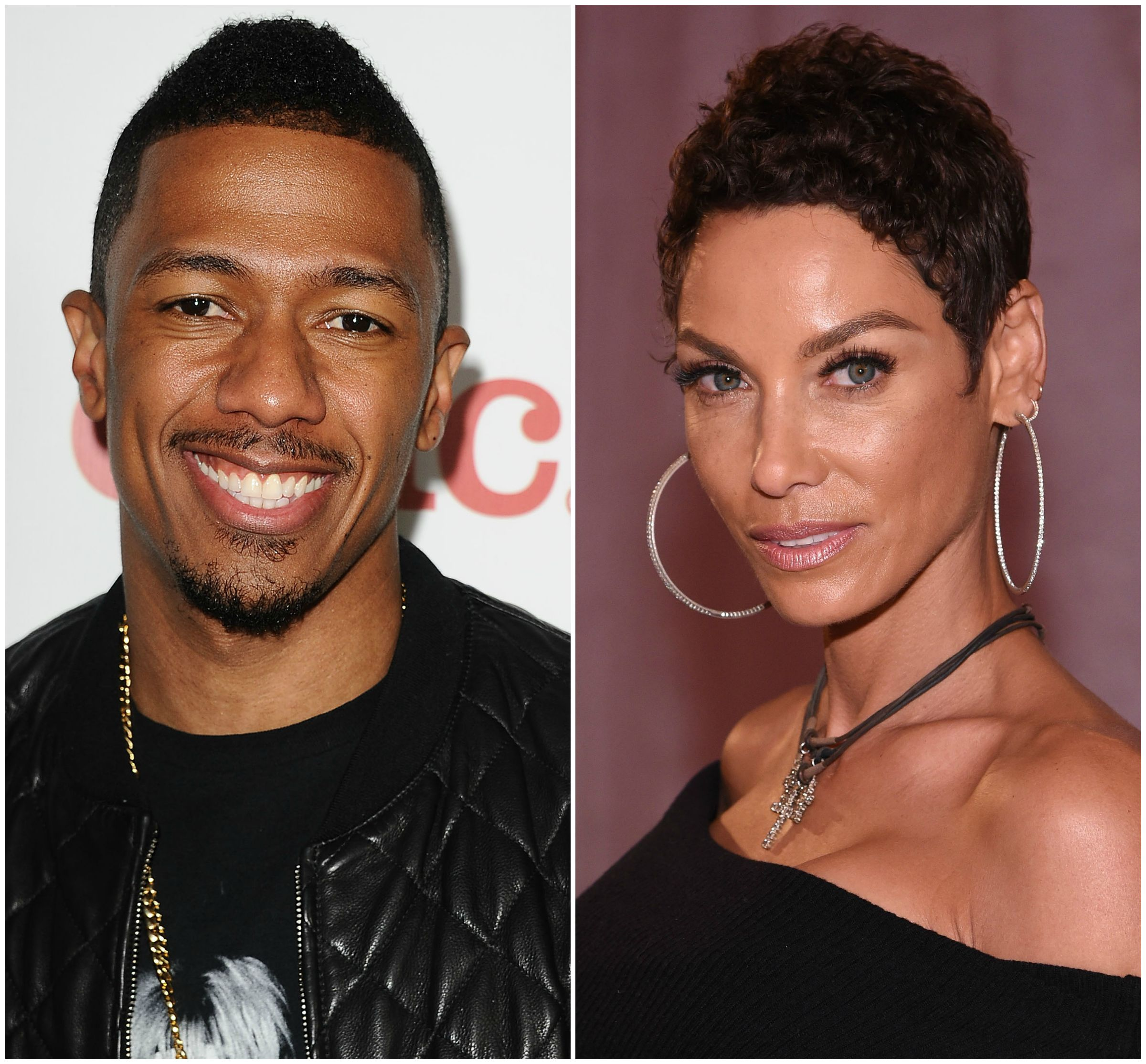 Nick Cannon Spent Valentine's Day With Nicole Murphy After Mariah Carey Split