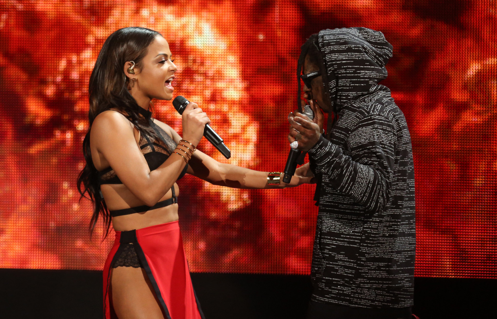 Lil Wayne and Christina Milian Are in a Special Relationship