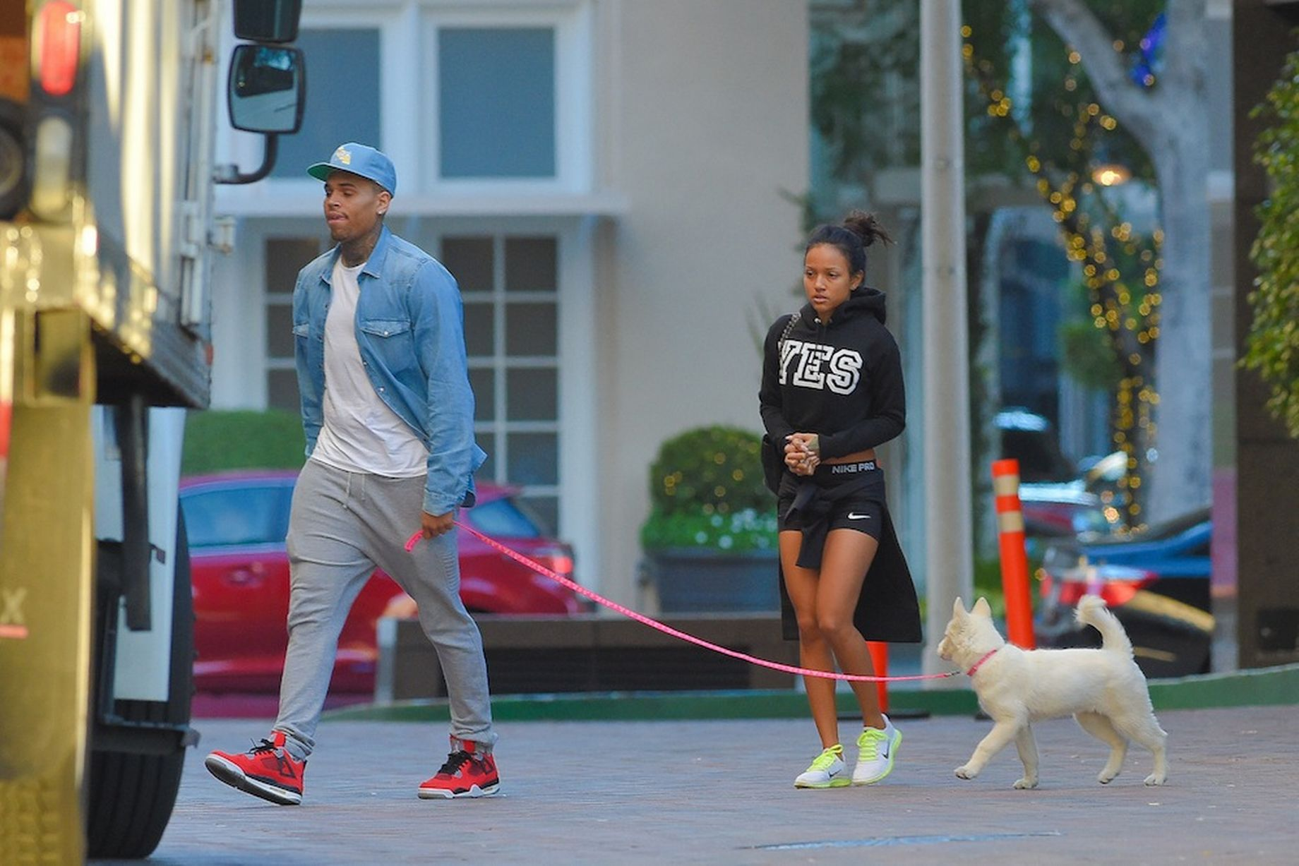 Karrueche Tran Says Bye To Chris Brown And Alleged New Baby