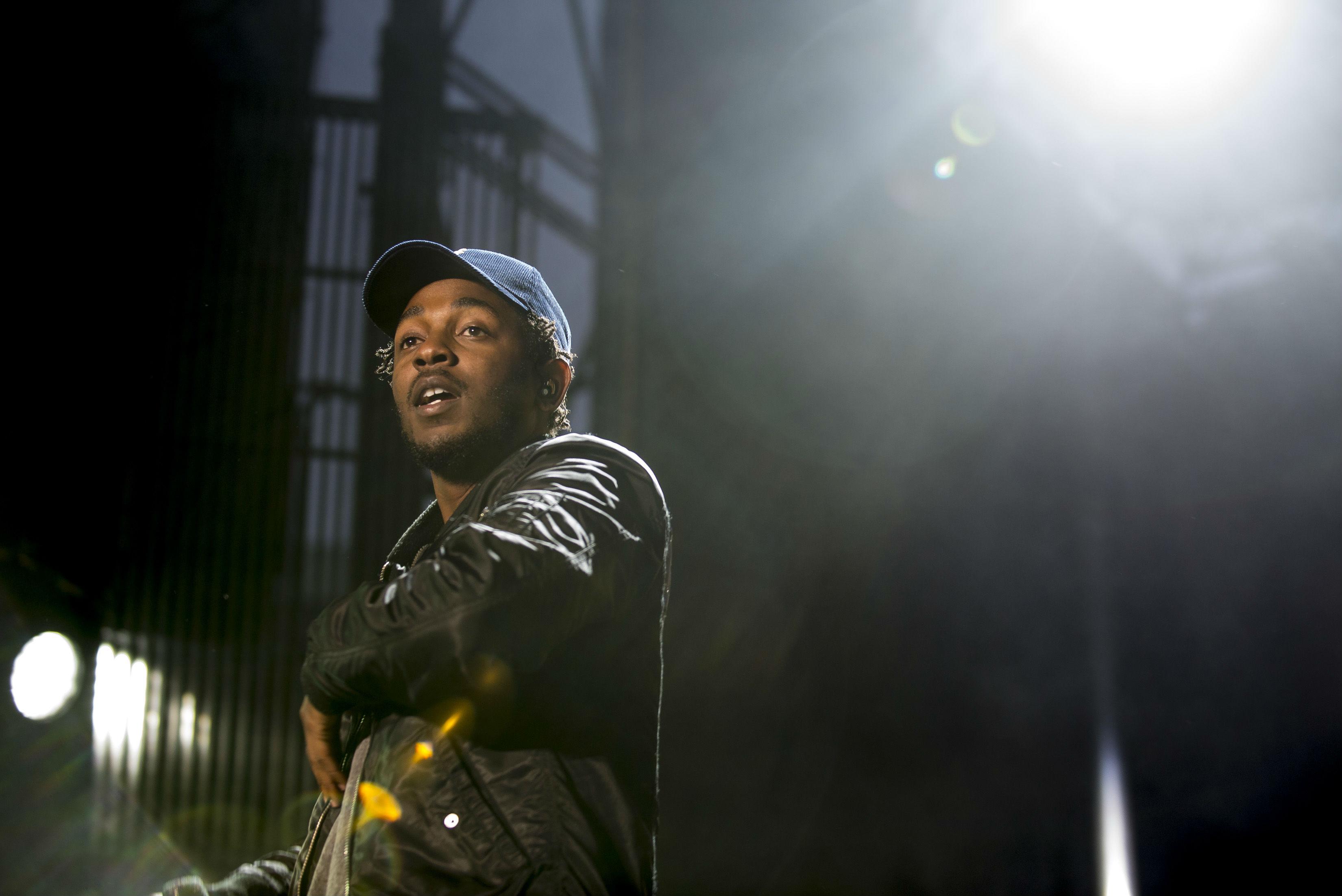 Behind-the-Scenes Footage From Kendrick Lamar's 'King Kunta' Video