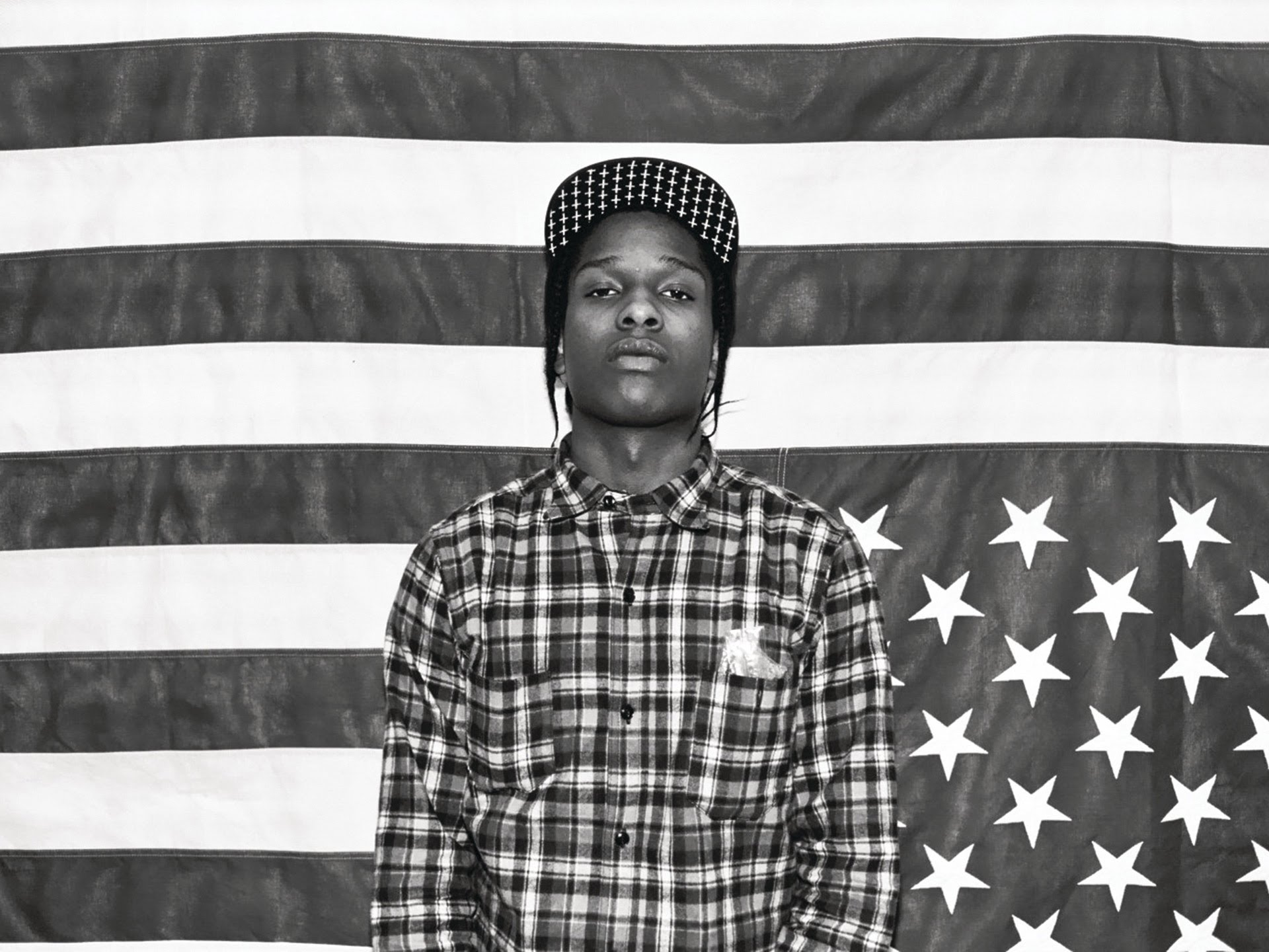 A$AP Rocky's New Album Is Called 'At.Long.Last.A$AP'